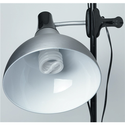 Daylight XL Clip-On-Lamp offers more light with a 30W bulb!