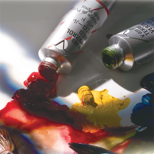 Ultra-concentrated artists\' oils based on modern technology and the finest pigments!