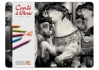 Conté Pastel Pencils - Assorted Colors
