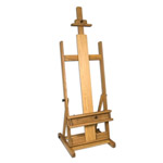 Carolina Wood Studio Easel