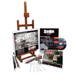 SoHo Urban Artist Really Complete Acrylic Painting Set