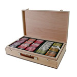 Rembrandt Soft Pastel Wood Box Set of 225 Full Sticks