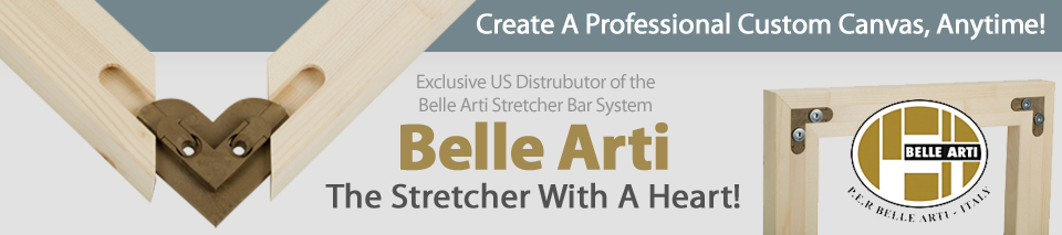 Belle Arti - The Stretcher With A heart