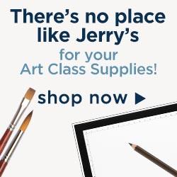 There's no place like Jerrys for your school art supplies | shop now