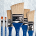 Full range of versatile brushes and painting tools, hand-selected and developed by Wilson Bickford!