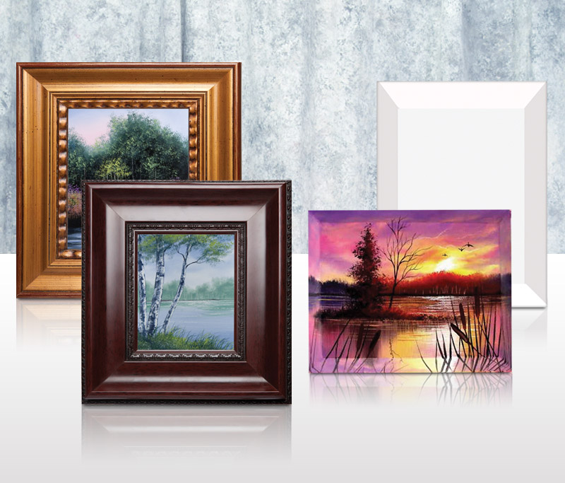 frames for canvas paintings