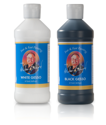 Wislon Bickford Signature Series White and Black Gesso