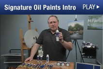 Watch Wilson Bickford's Free Introductory Video about his Signature Series Oil Paints.