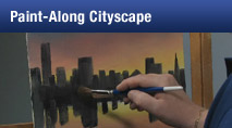 Cityscape Paint-Along with Wilson Bickford