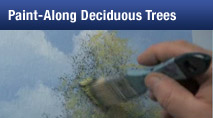 Deciduous Trees Paint-Along with Wilson Bickford
