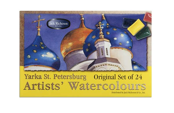 Ecoline Liquid Watercolors by Talens