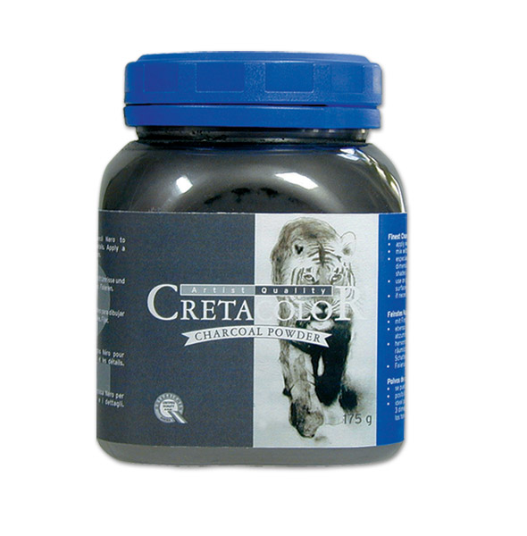 Cretacolor Graphite and Charcoal Powders