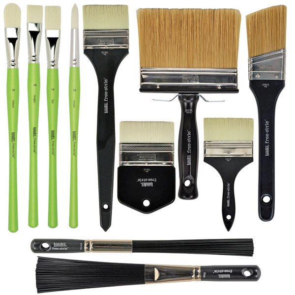 Artist Brushes Tools Professional Art Brushes Jerry S