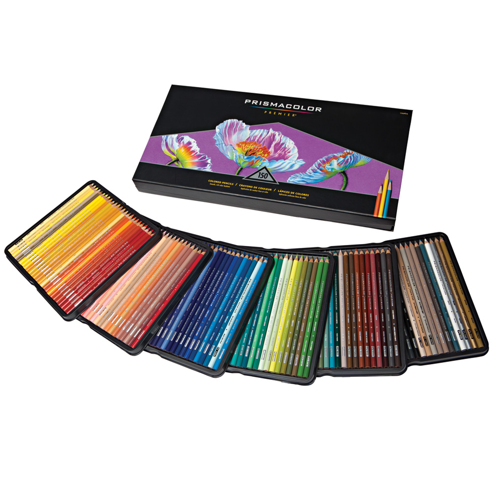 Art colored pencils - Prismacolor Colored Pencils And Sets