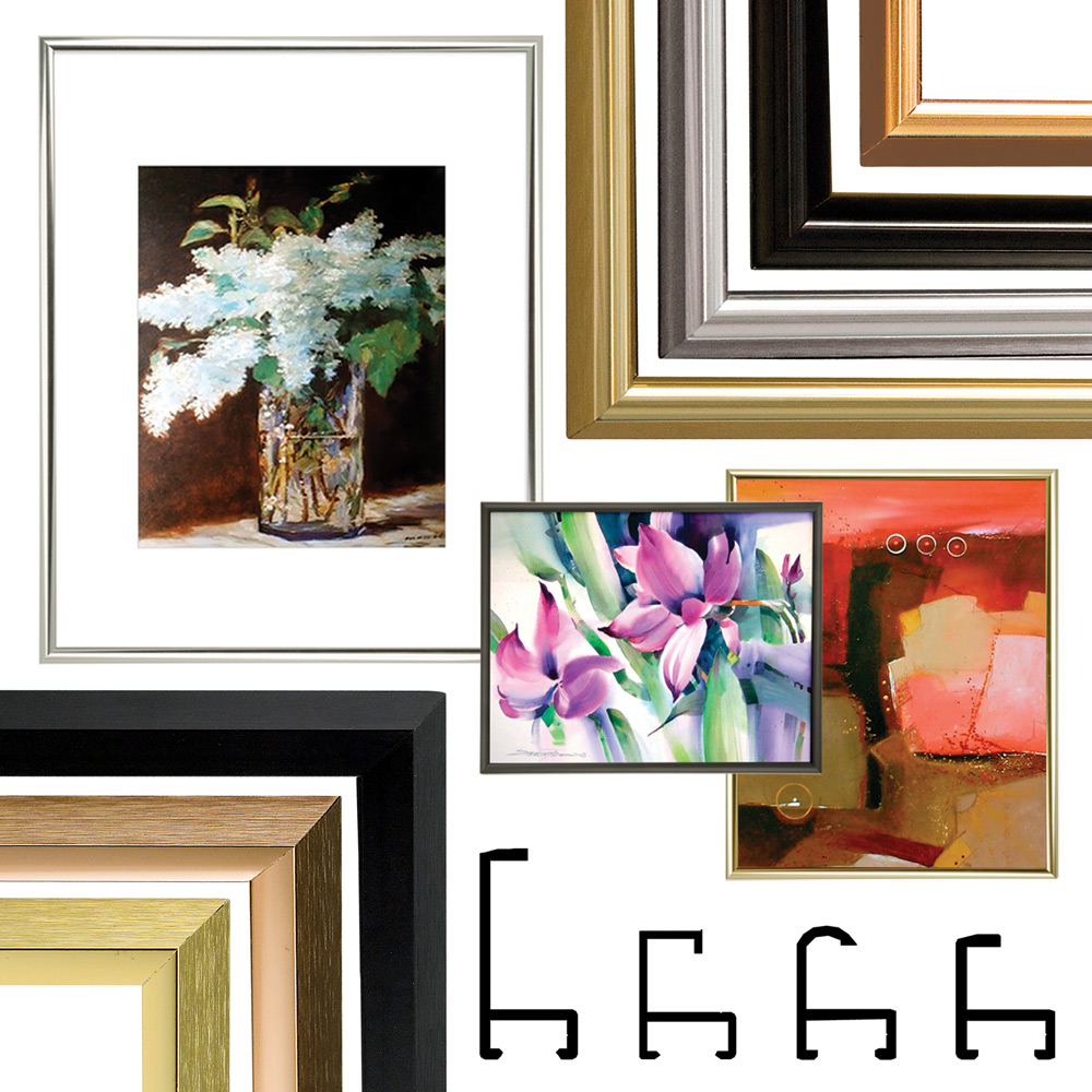 Custom Art Frames -Discount Custom Framing - Jerry\'s Artarama