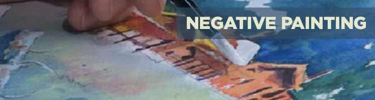 Negative Painting