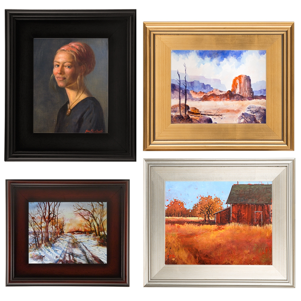 Art Frames & Framing - Discount Frames - Jerry\'s Artarama