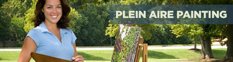 Plein Aire Painting