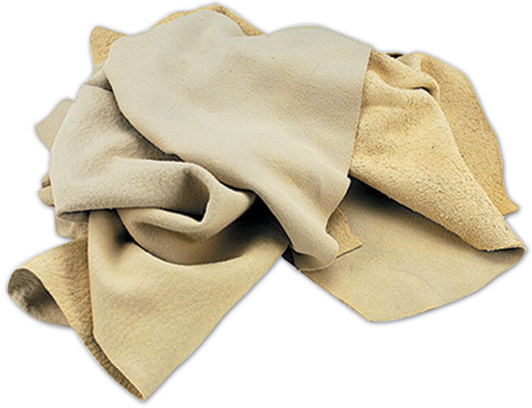 Chamois Skin (Multiple Sizes)