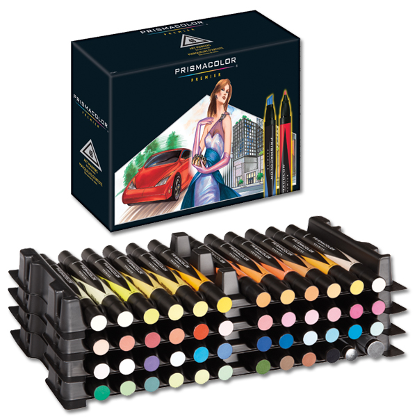 Prismacolor Premier Double-Ended Artist Marker Sets