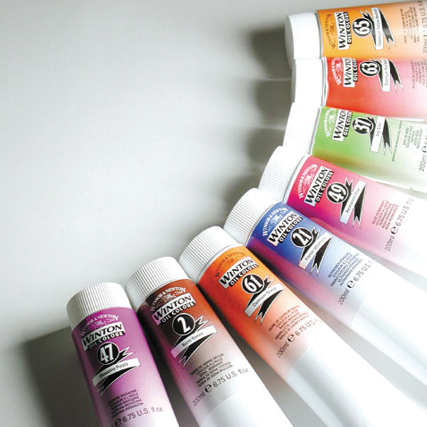 Save Up to 58% Off List Winsor & Newton Winton Oils As low as $2.79 (37ml tubes)