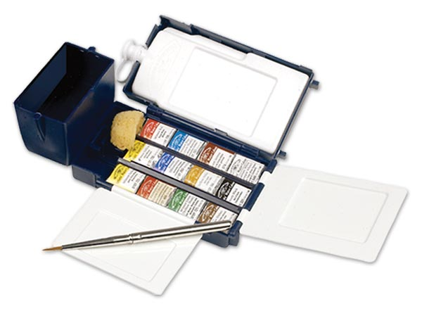 FREE SHIPPING on orders $45+ of Winsor & Newton Watercolors and Oils*