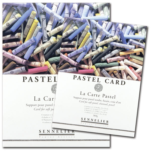 FREE Sennelier Pastel pad 9x12 (12 sheet) pack