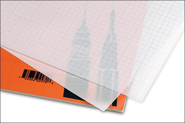 clearprint 1000h transparent vellum isometric pad 11x17 ebay