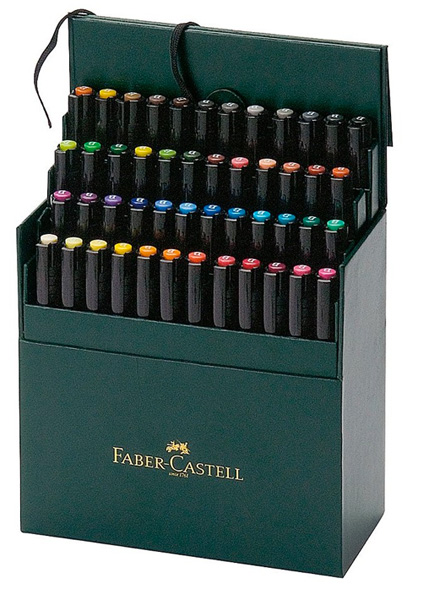 Faber-Castell Pitt Brush Pen Sets