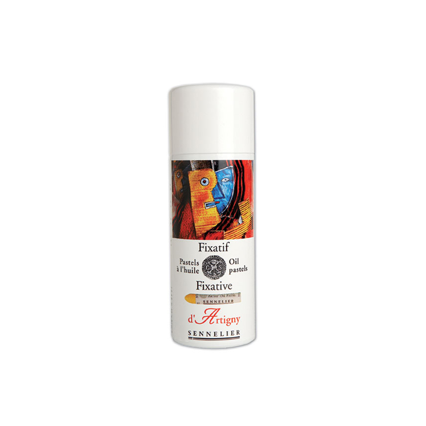 FREE d'Artigny Oil Pastel 400ml Fixative Spray*