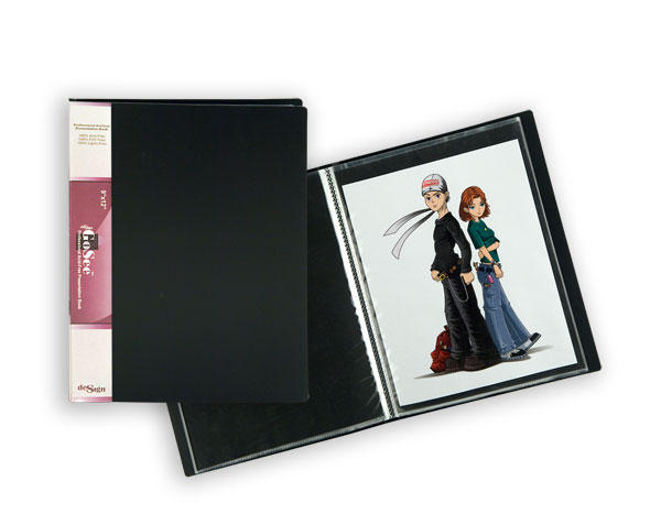 Portfolio Sale on Go See Presentation Books! SAVE Up to 70% Off List Prices