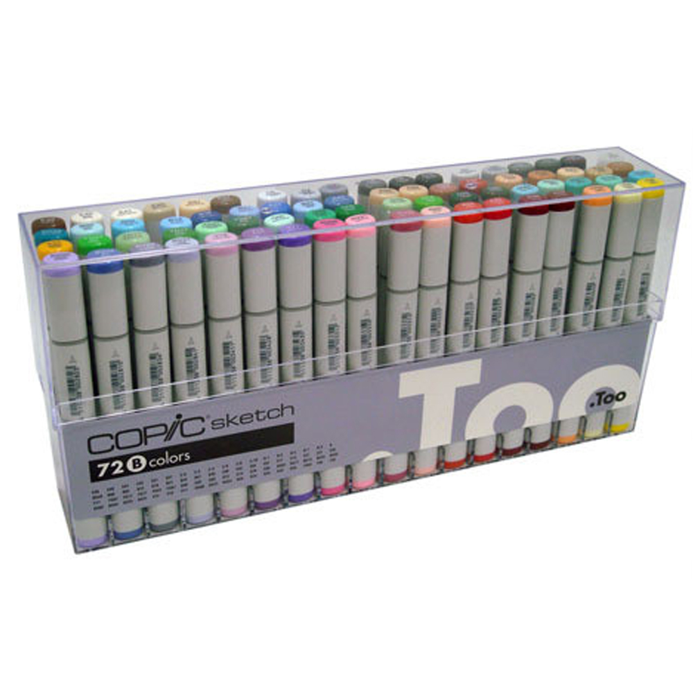 FREE SHIPPING on orders $45+ of Copic