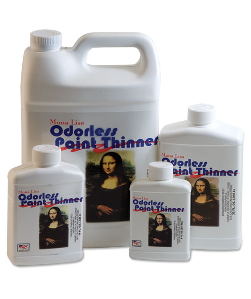 Mona Lisa Cleaning Supplies