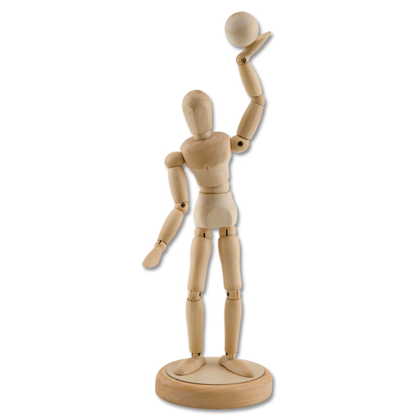 Creative Mark Magnepoze Magnetic Posing Manikin