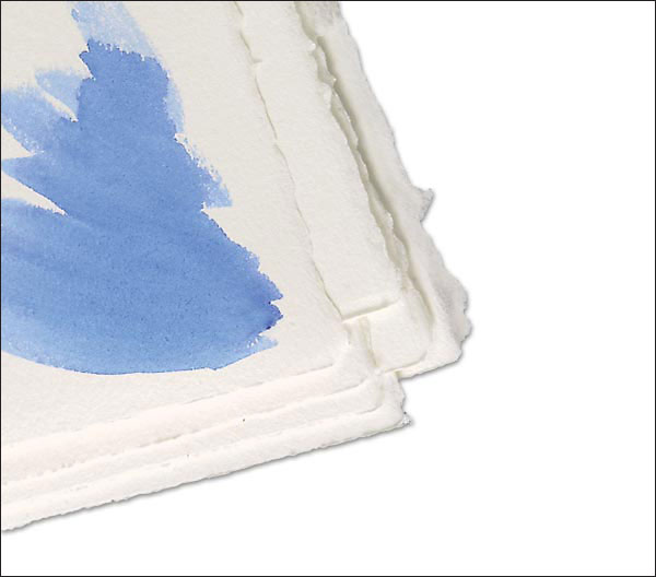 Arches 100% Rag Watercolor Paper Natural White