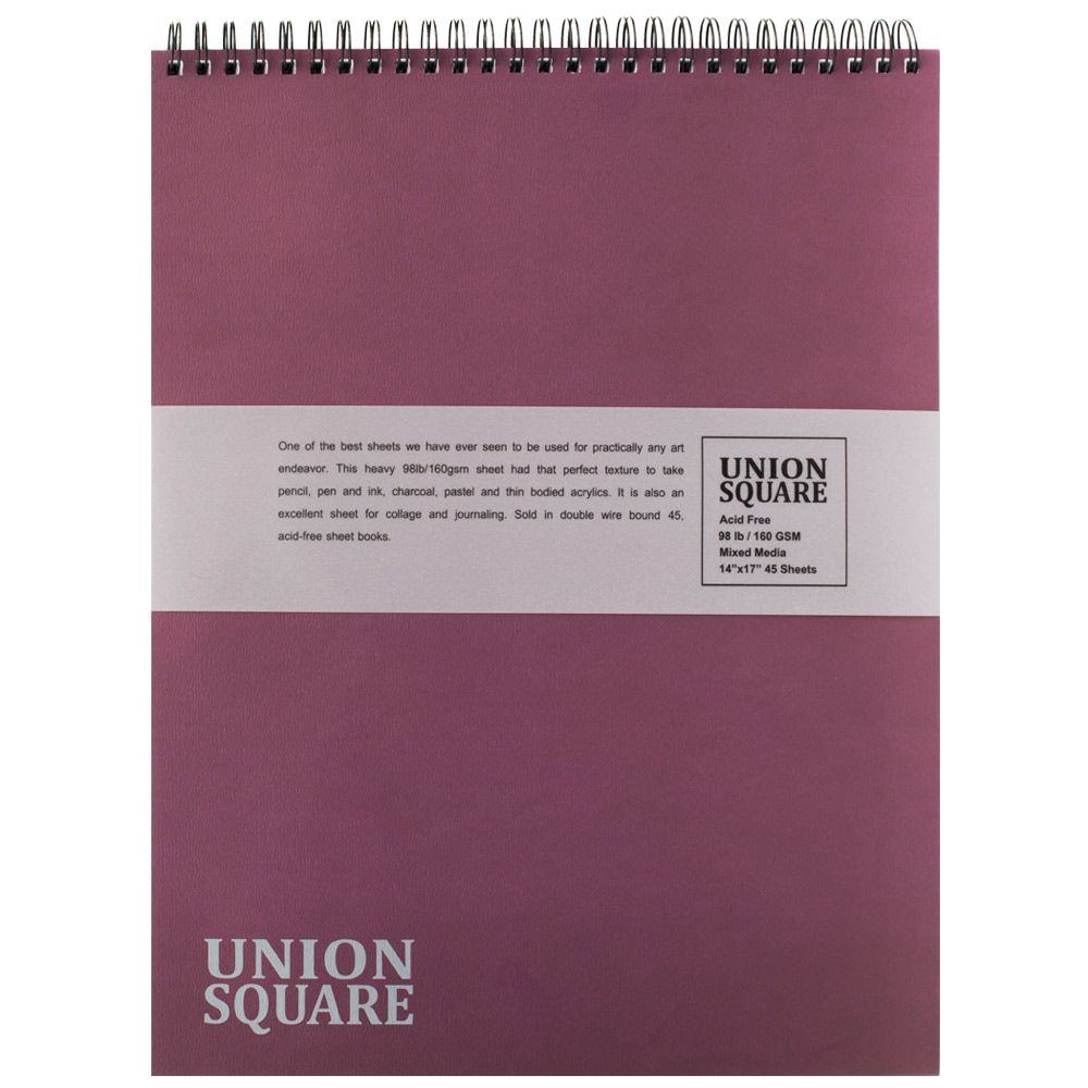 Union Square Mixed Media Pads