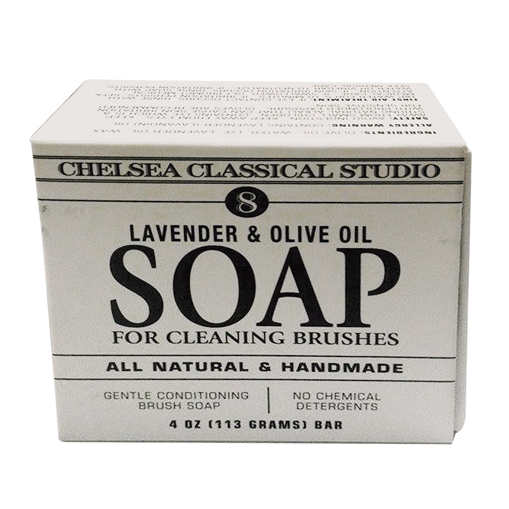 Chelsea Classical StudioBrush Soap