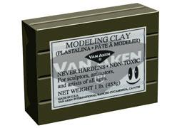 Sculptor Grey Bar Plastalina Modeling Clay 4.5 lb