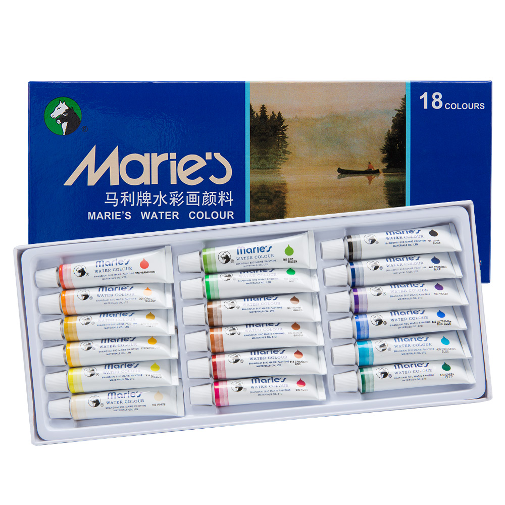 Maries Extra Fine Watercolor Set