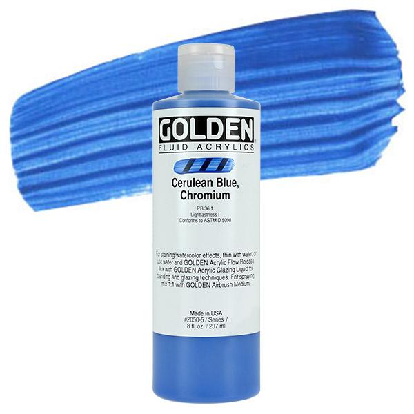 Cerulean Blue Chromium Acrylic at Jerry's Artarama