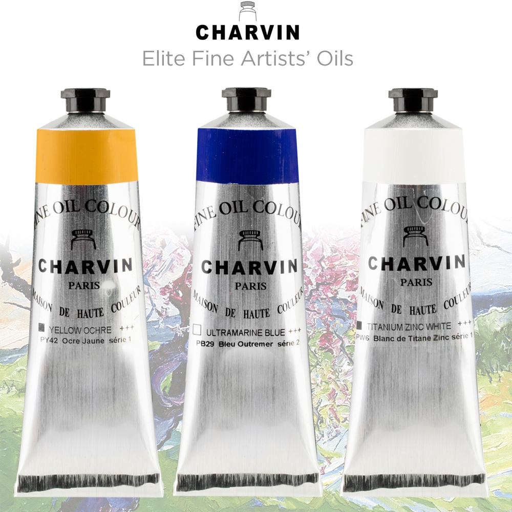 Charvin Fine Artists Oil Paints