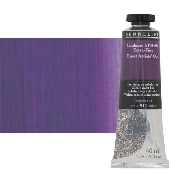 Sennelier Artists Oil Pastels Purple 38ml
