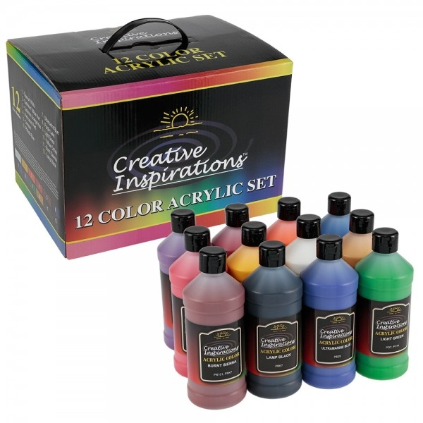 Maries Extra Fine Watercolor Set of 18 12ml
