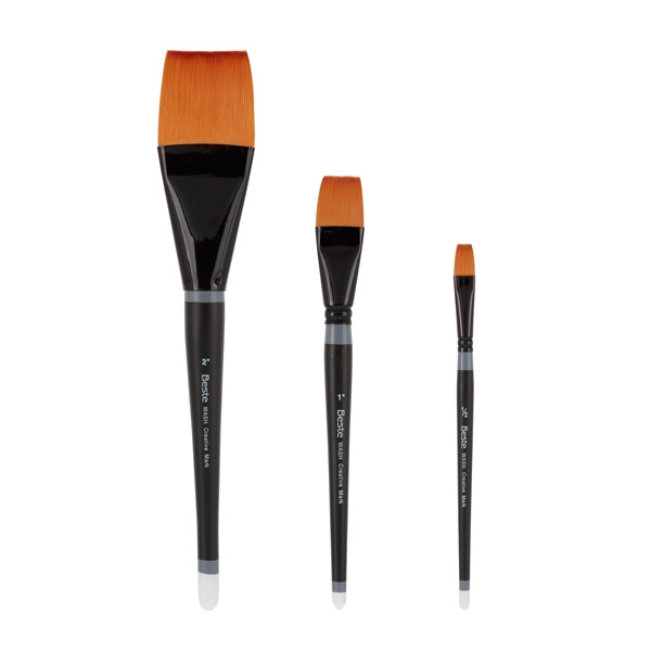 Beste Value Wash Brush Set