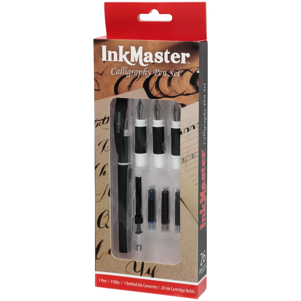 Creative Mark Ink Master Calligraphy Pens