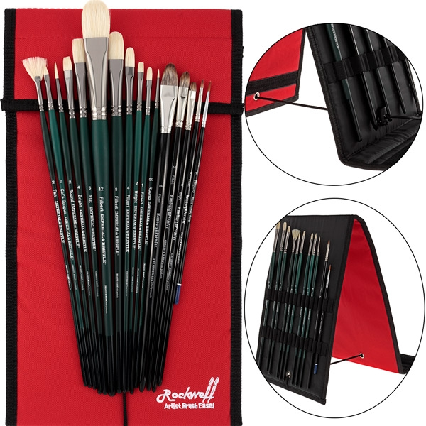 Pro Value Brush Set of 16