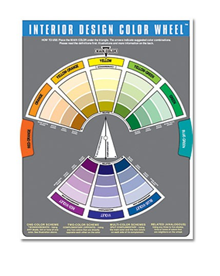 Color wheels jerry 39 s artarama - Color wheel interior design ...