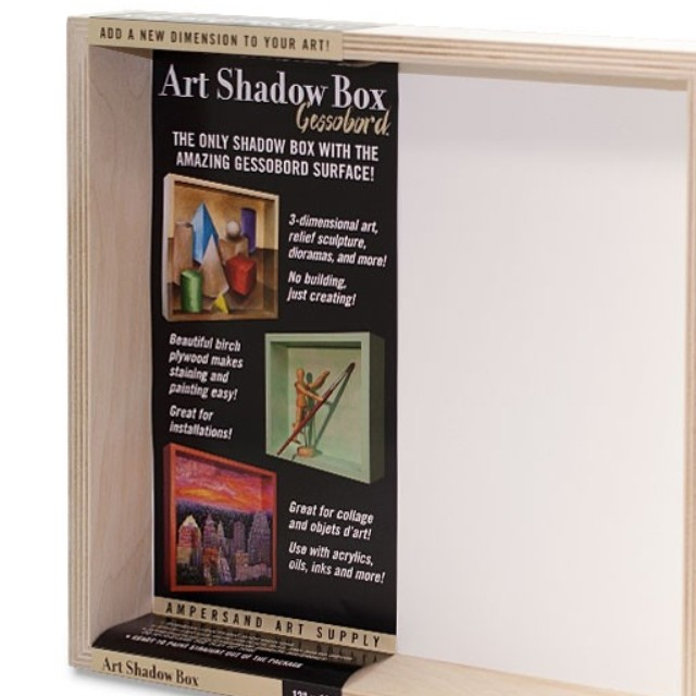 Ampersand Art Shadow Boxes - Jerry's Artarama