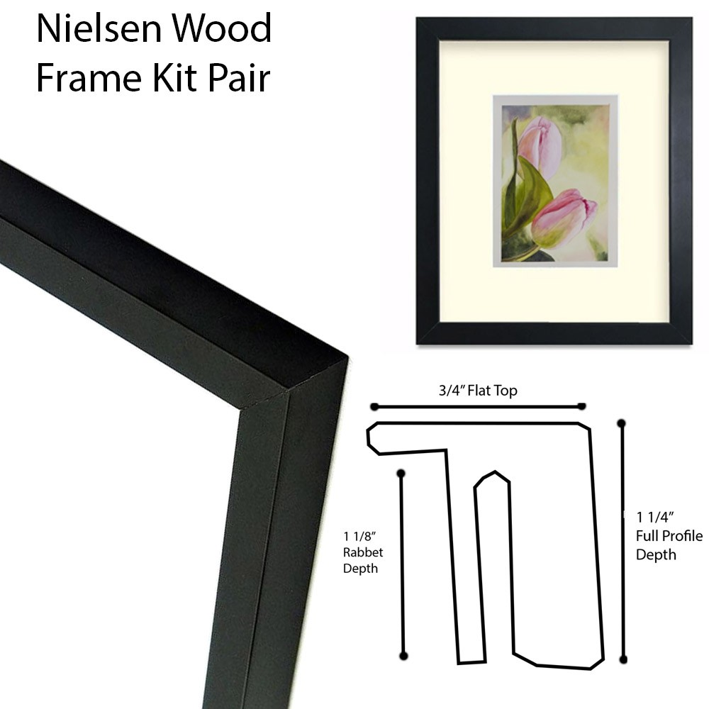 Nielsen Wood Frame Kits Jerry S Artarama