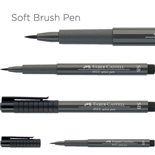 Faber Castell Calendar Art Competition : Faber castell pitt artist drawing pen sets jerry s artarama